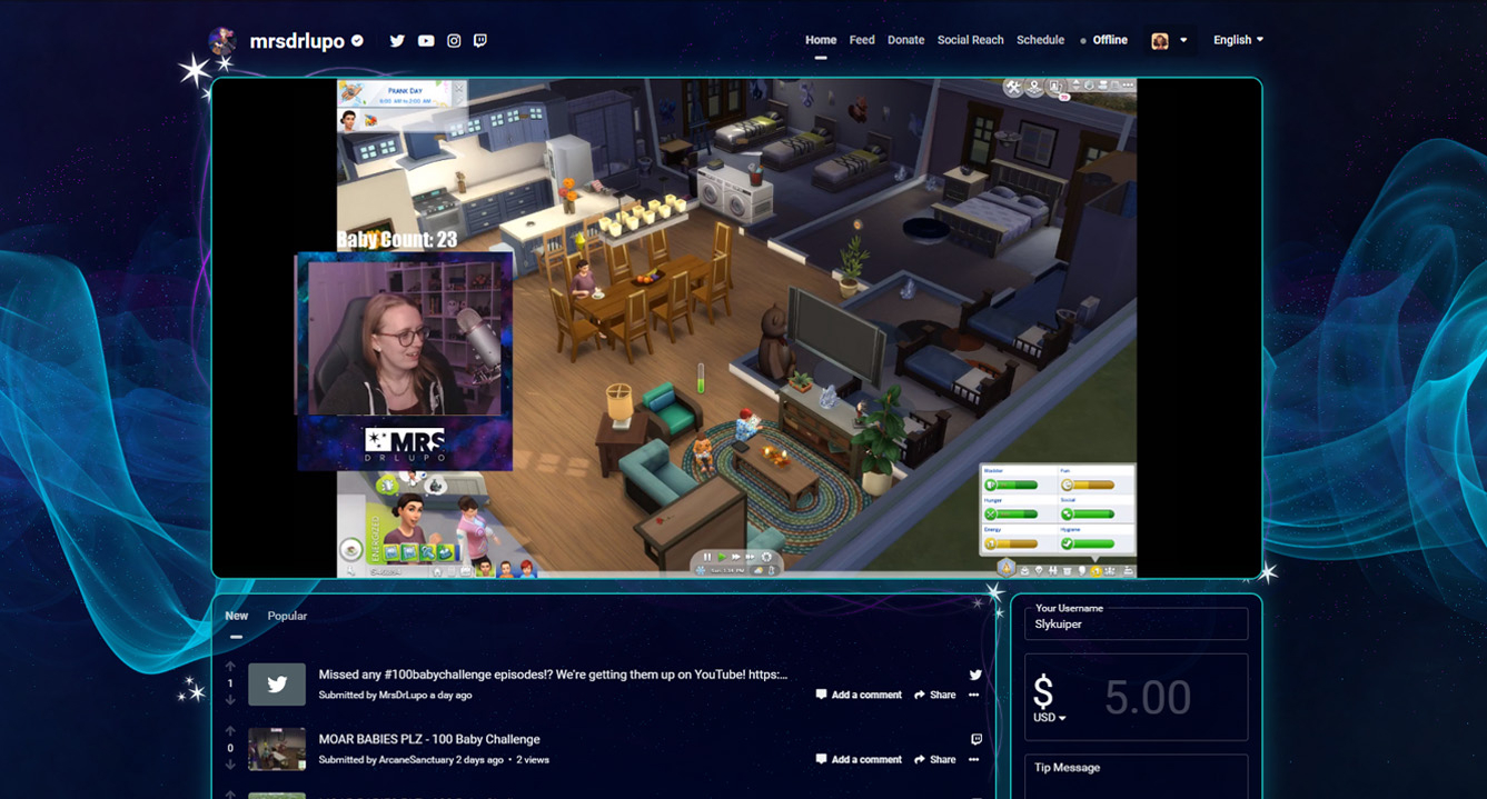 Streamlabs   The best free tools for live streamers & gamers