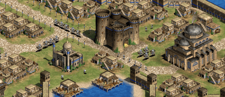 Age of Empires II game tips