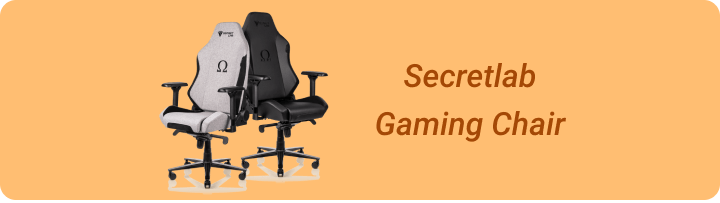 The best chairs for streaming