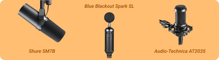 The best microphones for streaming