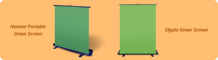 The best Green Screens for streaming