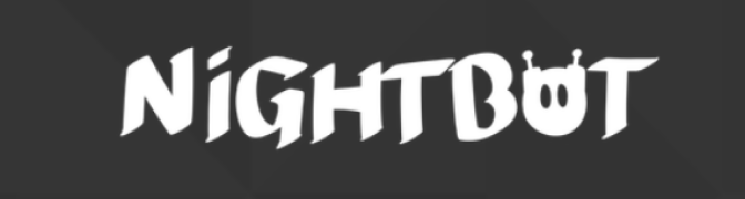 Nightbot is a chat bot for Twitch and YouTube that allows you to automate your live stream's chat with moderation and new features, allowing you to spend more time entertaining your viewers.
