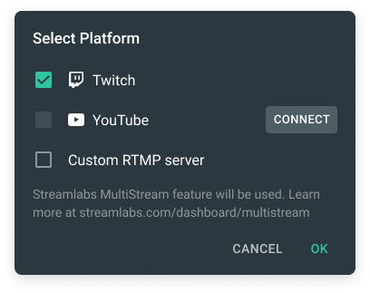 Streamlabs OBS Mobile App | Mobile streaming, made easy